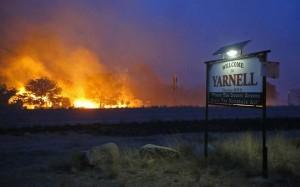 Yarnell AZ wildfire claims 19 Granite Mountain Hot Shots lives, city of Prescott AZ firefighters