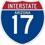 ADOT Interstate 17 logo