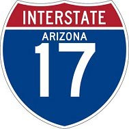 ADOT Interstate 17 logo