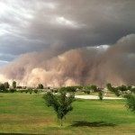 Haboo Dust Storms Arizona