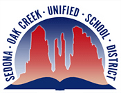 sedona oak creek unified school district logo