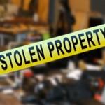 stolen property theft logo