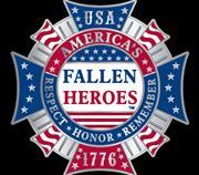 veterans fallen heroes logo
