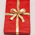 gift wrap box christmas birthday