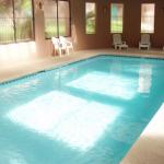 Aqua Zumba pool