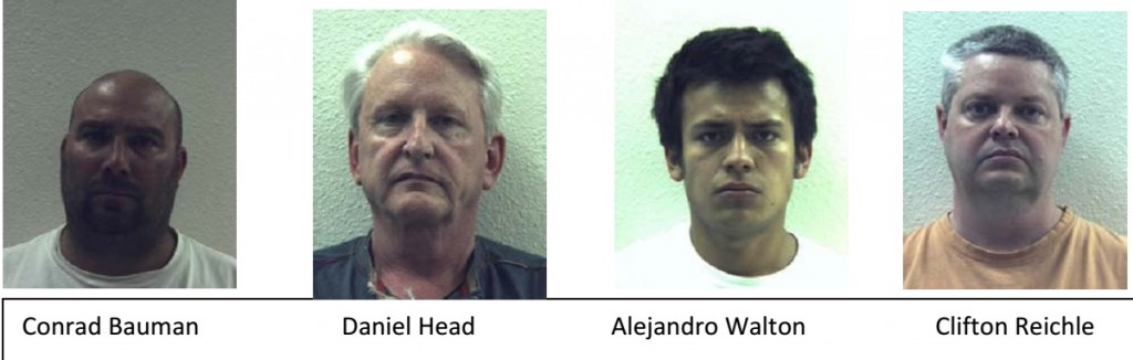ycso sex suspects