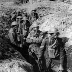 Australian infantry at Ypres -