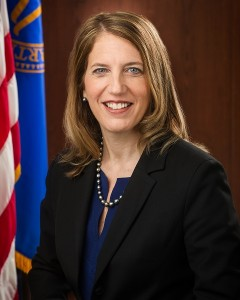 Sylvia Mathews Burwell was sworn in as the 22nd Secretary of Health & Human Services (HHS) on June 9, 2014