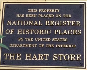 Hart Store Hummingbird House