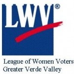 LWVGVV League of Women Voters logo