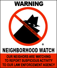 CCSO YCSO Neighborhood Watch