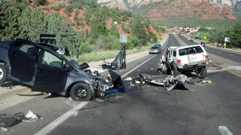 Sedona Eye » Sedona Fatal Accident