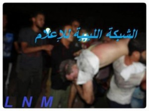 U.S. Ambassador Chris Stevens was murdered in a planned terrorist embassy attack and then his body was dragged through the streets of Benghazi