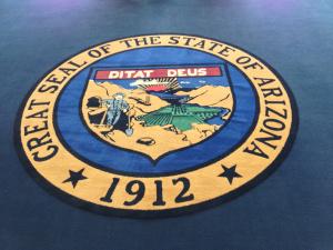 Arizona state seal 2015