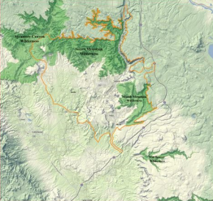 national boundary map final