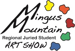 Mingus Mountain Art Show logo
