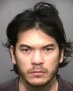 Brandon M. Vongthongthip arrested