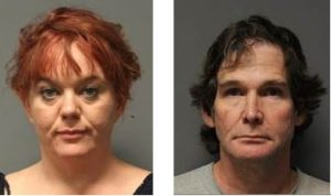 YCSO heroin and meth arrest