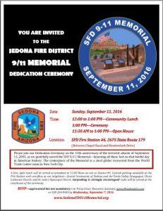 911 invitation